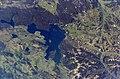 Yellowstone Lake from space.jpg