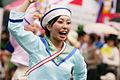 Yosakoi Performers at Kochi Yosakoi 2006 36.jpg