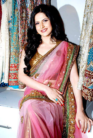 Zareen Khan - Khan in 2010