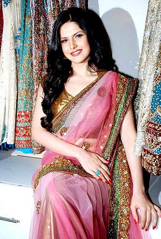 Zareen Khan - Khan in 2010