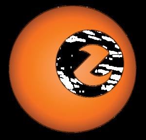 Zeebo - Image: Zeebo sphere logo