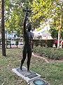 Zemun, spomenik Bogojavljenskom plivaču.jpg