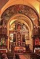Zespół klasztorny reformatów, XV, XVIII, XIX w Bieczu wnętrze.jpg
