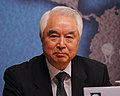 Zha Peixin, Vice Chairman, Foreign Affairs Committee, National Peoples Congress, China (8272648582).jpg