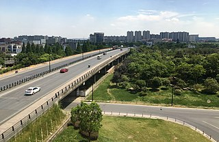 Yuhang District District in Zhejiang, Peoples Republic of China