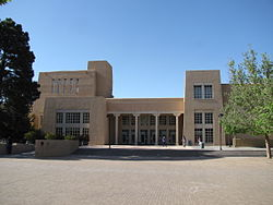 Zimmerman Library, UNM, Albuquerque NM.jpg