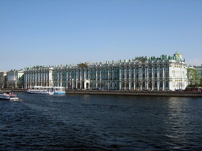 see: Hermitage Museum, St. Petersburg, Russia