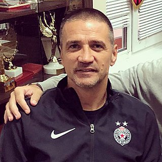 Zoran Mirković Serbian footballer and manager