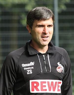 Zvonimir Soldo - Zvonimir Soldo as manager of 1. FC Köln