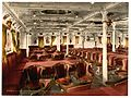 """Konig Albert,"" dining room, first class, North German Lloyd, Royal Mail Steamers-LCCN2002720831.jpg"