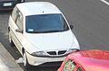 """"""" 12 - LANCIA Y - white hatchback in unknow location.JPG"""