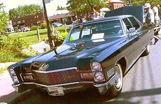 Cadillac Sixty Special - 1968 Cadillac 60 Special