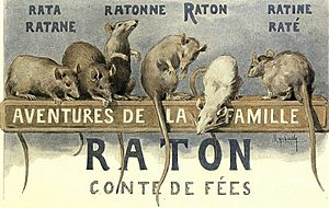 Adventures of the Rat Family cover