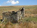 (Another) ruined building at Grove Rake Mine - geograph.org.uk - 1283898.jpg