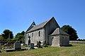 Église Saint-Ferréol d'Amfreville (Cauquigny). Vue est.jpg