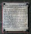 Église Saint-Jean-Baptiste de Belleville - plaque consécration.jpg