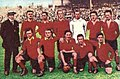 Équipe de Belgique championne olympique de football, en 1920 à Anvers, 'Panini Olympia 1896 - 1972', Panini figurina n°64.jpg