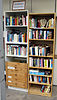 Öffentliches Bücherregal in Freiburg-Vauban, Paul-Klee-Straße 8