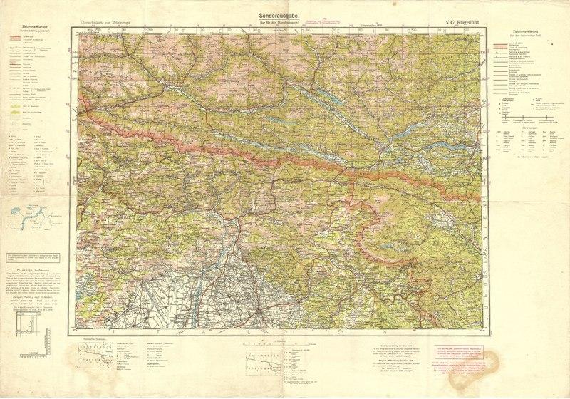 File:Übersichtskarte von Mitteleuropa N 47 Klagenfurt 1937.pdf