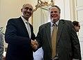 Συνάντηση ΥΠΕΞ Κοτζιά με Γαλλο Υφυπουργό H.Desir (16458313019).jpg