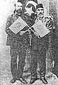Јане Сандански и младотурскиот деец Нуредин-бег.JPG