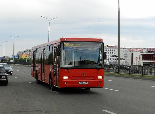 Автобусная система