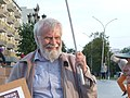 Алексей Геннадьевич Мосин на пикете в Екатеринбурге 6 августа 2019 года.jpg