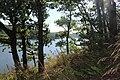 Бабинська стінка, річка Дністер.jpg