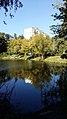"""Вид на будинок з озера №3 у парку """"Нивки"""".jpg"""