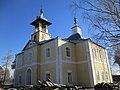 Всехсвятская церковь села Одоевское Шарьинского района Костромской области (вид сбоку).jpg