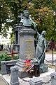 Гробница војводе Живојина Мишића, Ново гробље у Београду DSC 2347.jpg