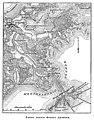 Карта к статье «Новый Орлеан». Военная энциклопедия Сытина (Санкт-Петербург, 1911-1915).jpg