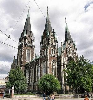 1db87e9ae6c82e Церква святих Ольги і Єлизавети — Вікіпедія