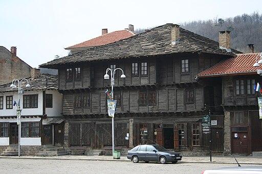 Лафчиевата къща