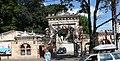 Мавританская арка на Французском бульваре.JPG
