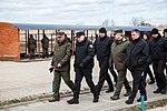 Олександр Турчинов вручив гвинтівки нацгвардійцям 0951 (26155196752).jpg