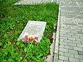 Олонец, братская могила у стадиона, Кумпу О.И.jpg
