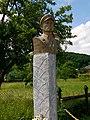 Пам'ятник сотенному Білому (Юрієві Долішняку) у с-щі Яблунові.jpg