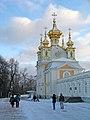 Петергоф, Большой дворец, Церковный корпус02.jpg