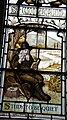 Портрет Исаака Уолтона на витраже Винчестерского собора.JPG