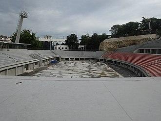 Tašmajdan Sports and Recreation Center - Tašmajdan Stadium