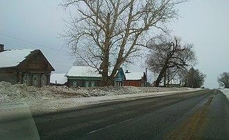 Komsomolsky District, Ivanovo Oblast - Village (selo) Kodzhukovo, Komsomolsky District
