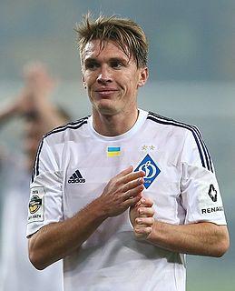 Serhiy Sydorchuk Ukrainian footballer