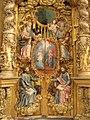 Троицкий собор Троице-Гледенского монастыря. Фрагмент иконостаса.jpg