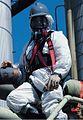 Фильтрующий респиратор с принудительной подачей воздуха под полнолицевую маску, вентилятор на маске.jpg