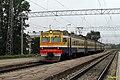 ЭР2Т-7116, Латвия, Рига, станция Рига-Пассажирская (Trainpix 36739).jpg