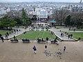 サクレ・クール寺院前の公園 - panoramio.jpg