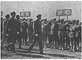 三民主義青年團北碚青年夏令營主任康澤陪同三民主義青年團團長蔣中正檢閱1.jpg