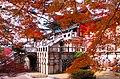 世界遺産 仏国寺 ❀ 紅葉が 遺産の寺を 包みをり (小原善郎) - panoramio.jpg