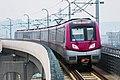 南京地铁S3宁和线列车驶离刘村站.jpg